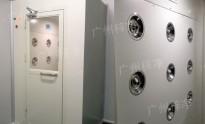 冷轧钢板烤漆风淋室
