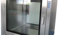 药厂平板门传递窗