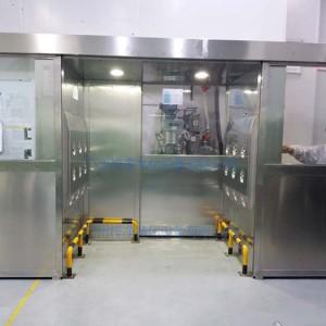 全自动货淋室|自动门货淋室选型