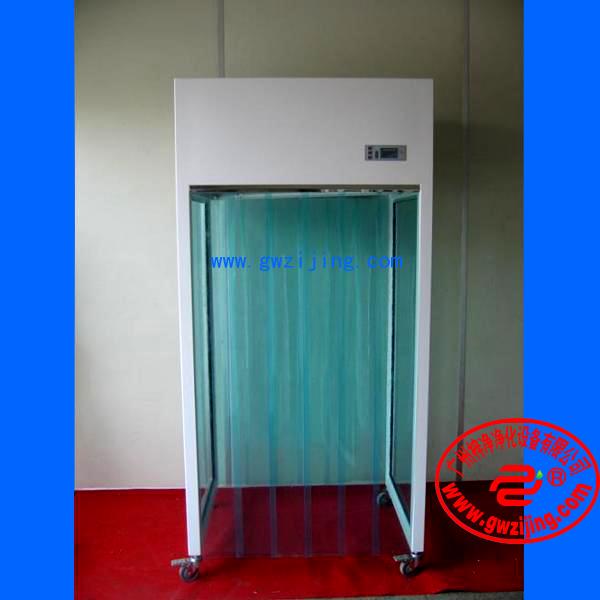 洁净采样车是一种可提供局部高洁净度环境的可移动的空气净化单元