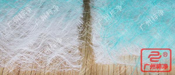 玻纤漆雾毡阻漆网应用于表面喷涂高质量漆雾过滤
