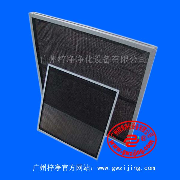 尼龙网初效过滤器是专门设计应用于普通工业厂房的集中通风空调系统