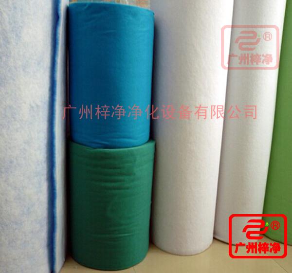 粗效过滤棉产品也叫初效过滤棉,过滤棉,无纺布,空气滤芯等