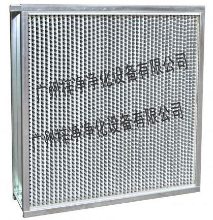 400度耐高温高效空气过滤器可在恒温350度下长期运行