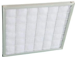 G1级初效过滤器又叫板式粗效空气调过滤器,一般常见的是平铺式初效过滤器,做法简便,主要应用在无尘室初级过滤器 针对空气中5um以上的尘埃粒子。