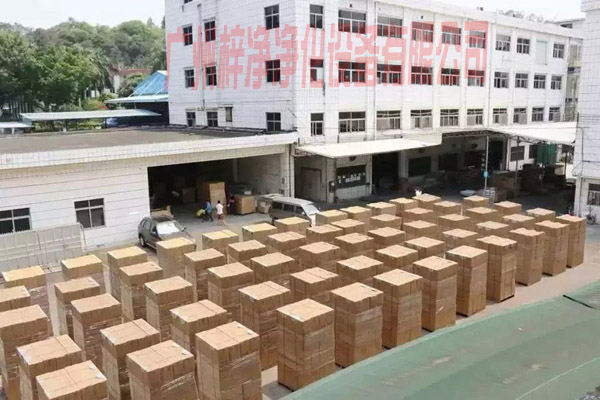 FFU准备送往深圳富士康