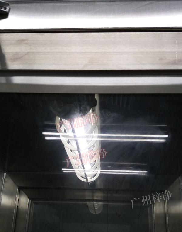 防爆型风淋室指示灯图片
