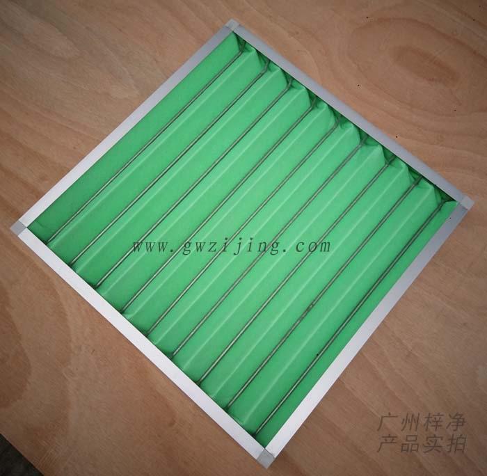 G4级大风量初效过滤器是一款可更换棉多次重复利用外框的产品