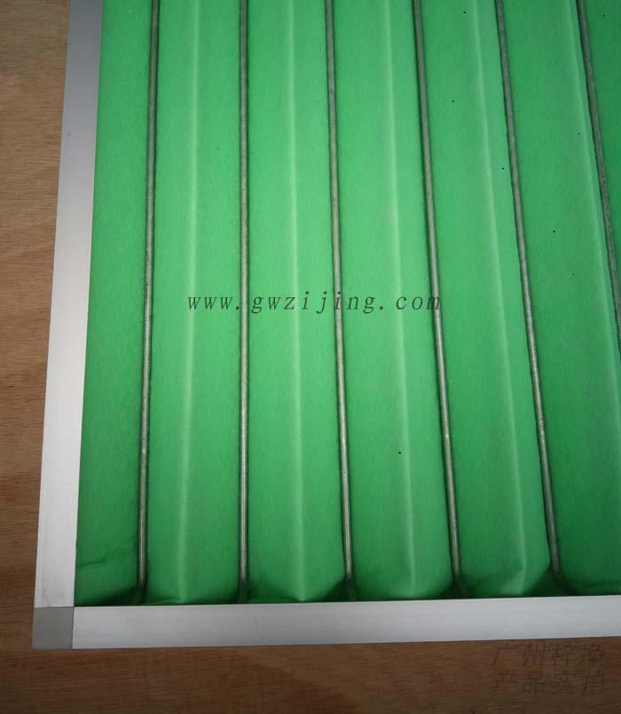 大风量初效过滤器是一款外框可拆卸、滤料可清洗板式初效