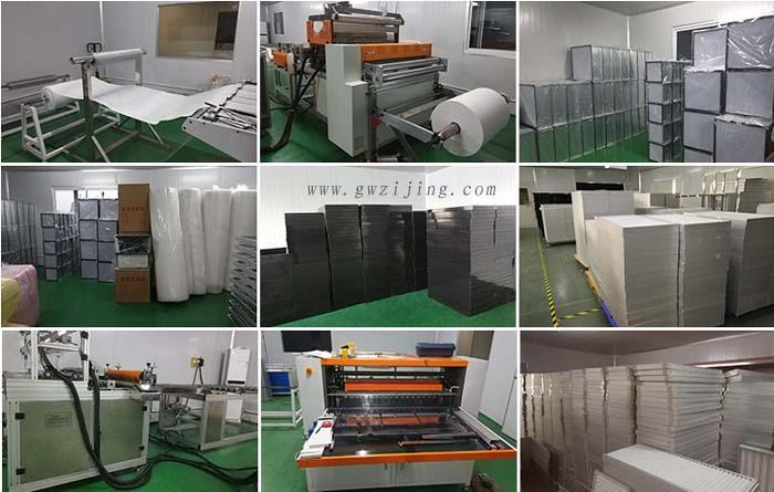 公司拥有行业领先的生产、检测设备