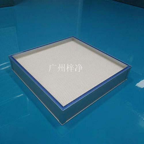 DOP液槽式高效过滤器产品特点