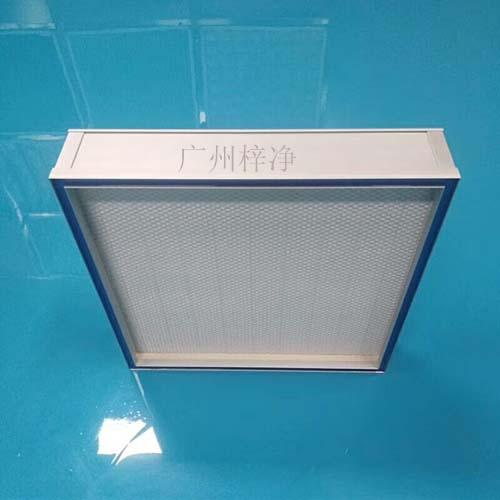 DOP液槽式高效过滤器结构特点
