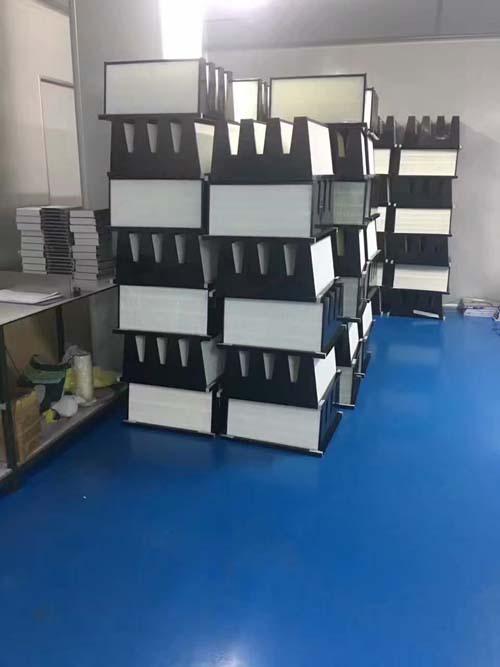 FV型组合式高效过滤器(塑框)
