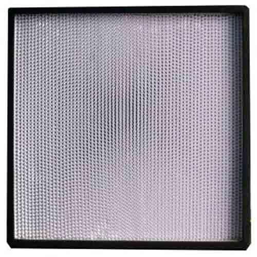 有隔板中效过滤器主要应用于中央空调和集成送风系统。