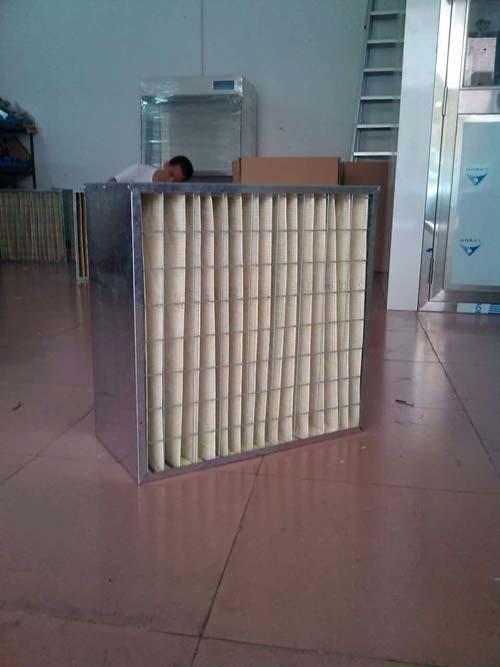 箱式中效过滤器又称中效箱式空气过滤器或者中效箱式过滤器