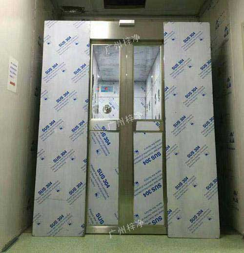 风淋室是员工进入洁净室或无尘车间必备的净化设备之一