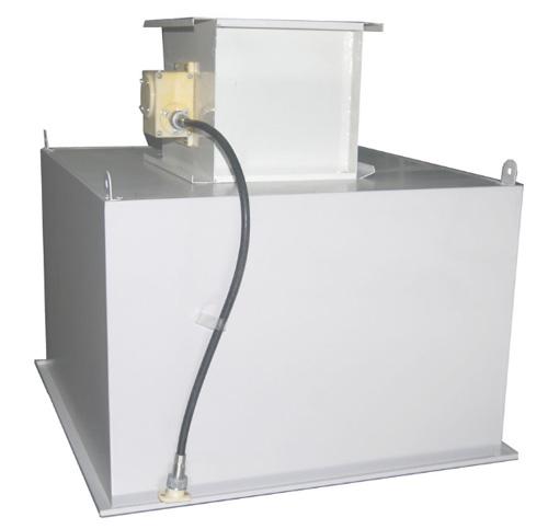 下调式高效送风口又称为下拆式高效送风口或者可调式送风口