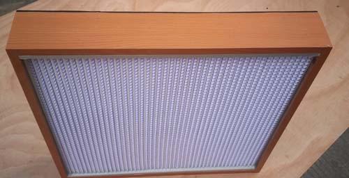 高效送风口有隔板高效过滤器