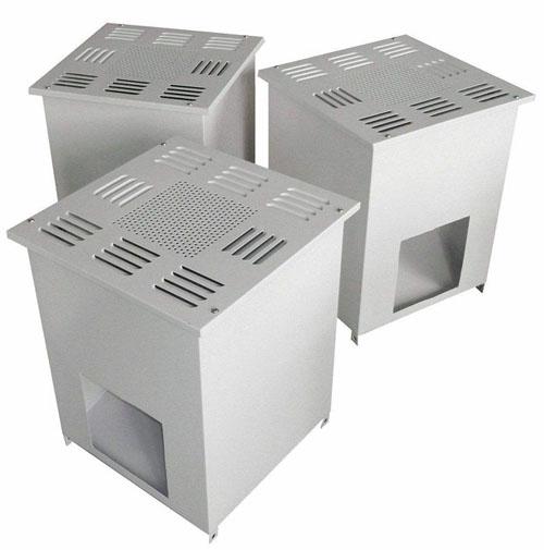 有隔板高效送风口被称为有隔板高效过滤送风口或高效过滤器送风口。