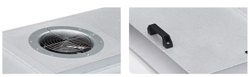 超薄FFU产品结构特点