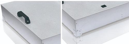超薄FFU产品结构
