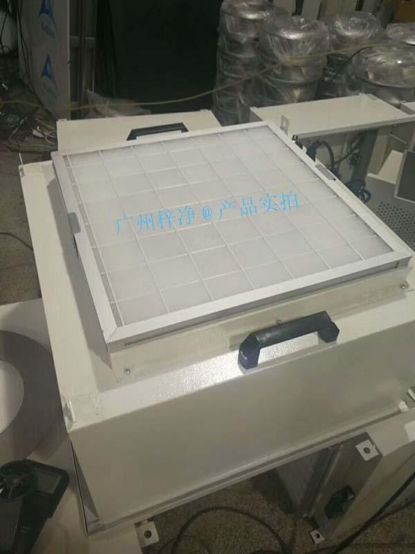 FFU层流罩风机滤网机组可模块化连接使用,使用FFU广泛应用于洁净室、洁净棚、超净工作台、洁净生产线、组装式洁净室和局部百级到100000级的各种洁净室等应用场合。