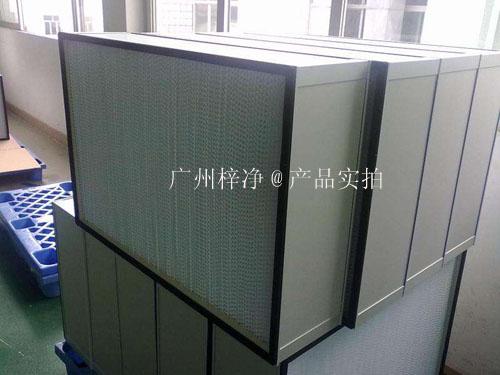 有隔板高效过滤器产品特点