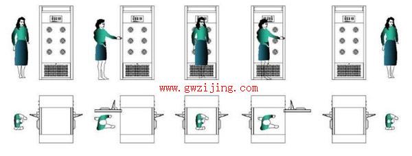 风淋室工作原理过程图