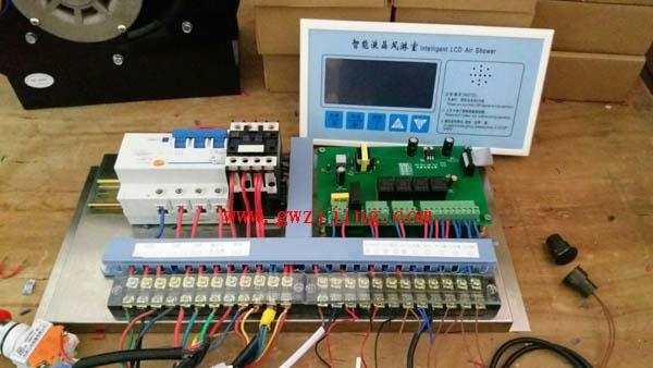 风淋门控制器系统