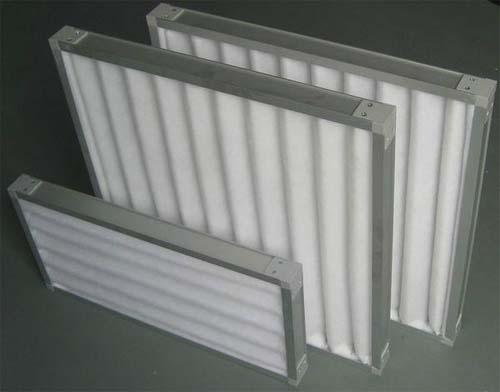 铝合金板式初效|粗效过滤器