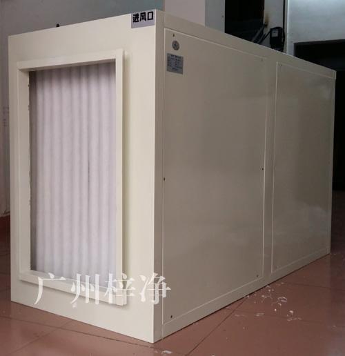 新风柜风量1000m3/h-15000m3/h等多种类型可以选择。