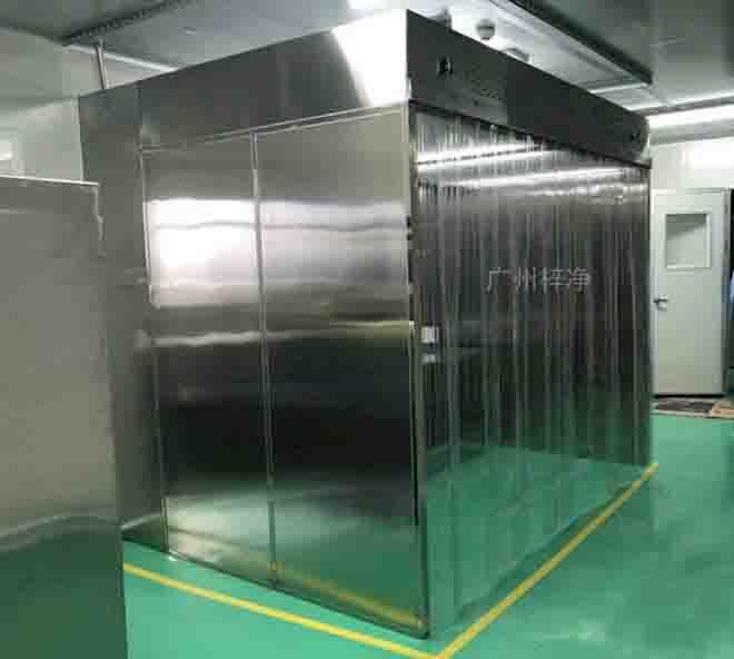称量罩也称为称量室或者负压称量罩,洁净房