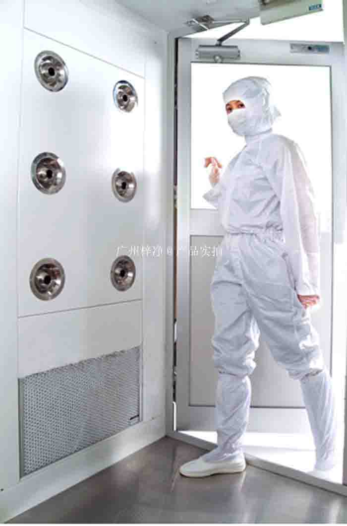 冷轧钢板烤漆消毒灭菌风淋室
