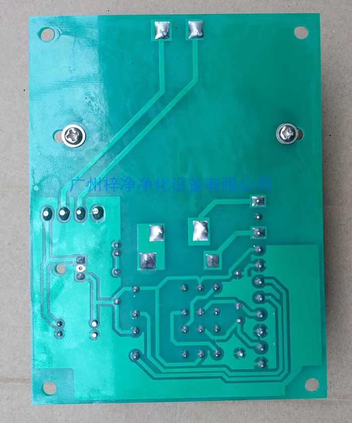 CDC-M02 V1.0传递窗互锁控制器背面