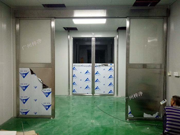 全自动货淋室又称为全自动感应平移门货淋室或者自动门货淋室