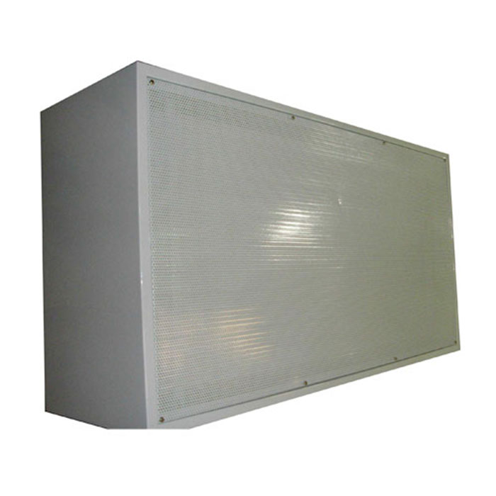 层流罩由机箱、初效过滤器、高效过滤器组成
